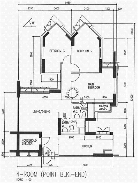 1 Avenue Floor 5 - bukit batok west avenue 5 hdb details srx property
