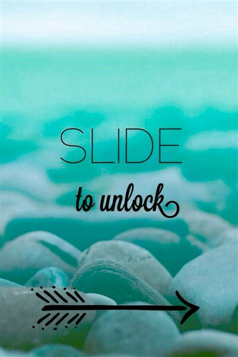 unlock wallpaper tumblr slide to unlock blue iphone wallpaper iphone wallpapers