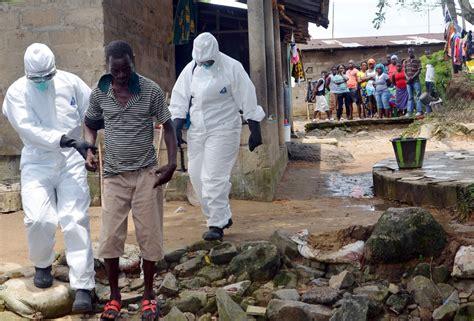 the worst case scenario for ebola vox