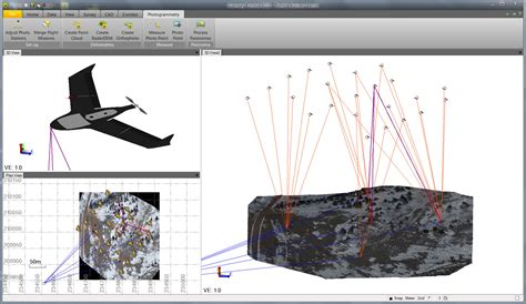 Trimble Bussiness Center trimble introduces photogrammetry to business center software v 3 00 2013 05 16 point of