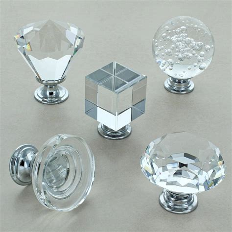 glass knobs for cupboard doors cabinet knobs glass kitchen cupboard knobs by g
