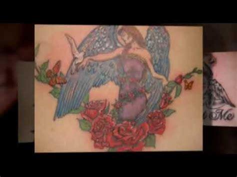 angel tattoo youtube guardian angel tattoo design youtube