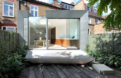 modern house extension designs modern and very stylish edwardian terrace house extension digsdigs