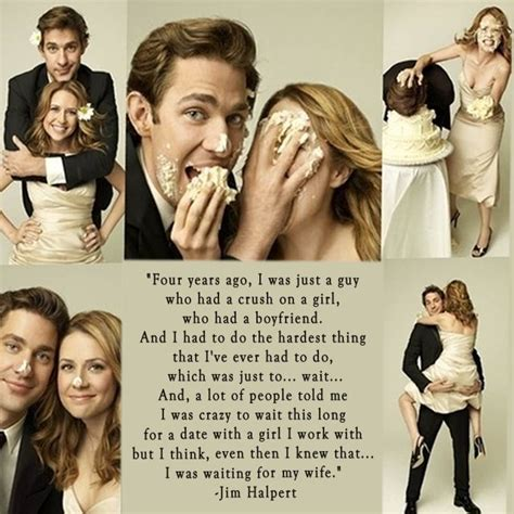 Wedding Quotes The Office by Quotes About Pam Jim Halpert Quotesgram