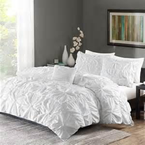 Walmart Duvet Covers Queen Better Homes And Gardens Twist Pleat Bedding Duvet Cover