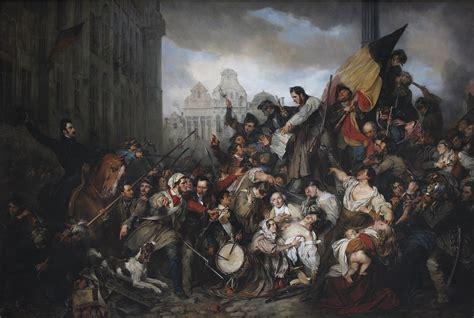 Revolution Of belgian revolution