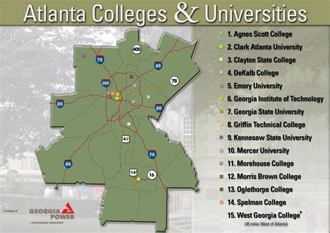 colleges in atlanta ga new car relese 2018 2019