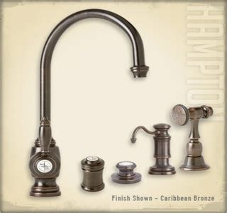 Kitchen Faucet Dallas Hton Suite Kitchen Faucet Rustic Dallas By Rick S Hardware