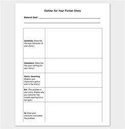 book template pdf book outline template 17 sles exles and formats