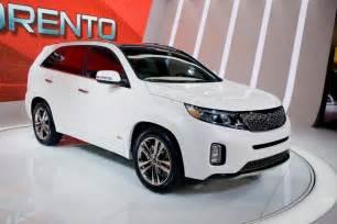 new car models kia sorento 2014