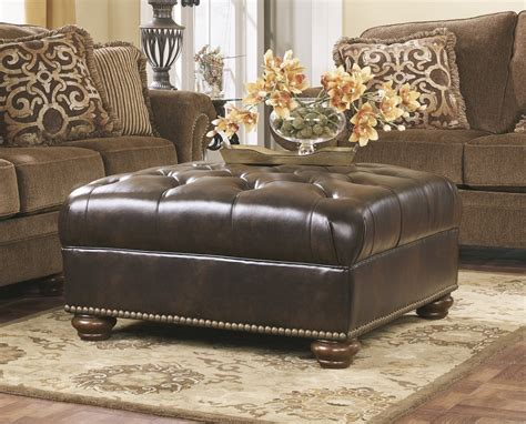 ottoman ashley furniture 7670008 ashley furniture presidio antique oversized accent