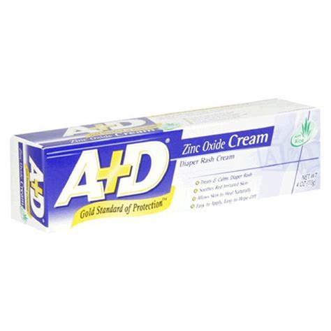 cheap a d diaper rash cream dimethicone zinc oxide cream