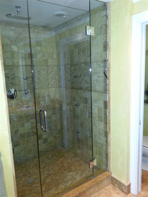 Glass Frameless Shower Doors Frameless Glass Shower Doors West Palm
