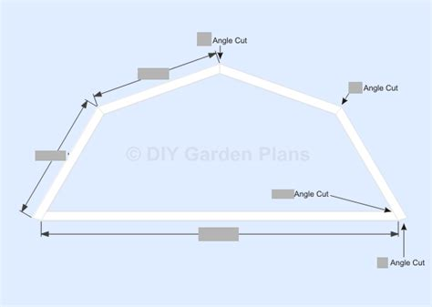 gambrel roof barn plans gambrel shed plans with loft trim