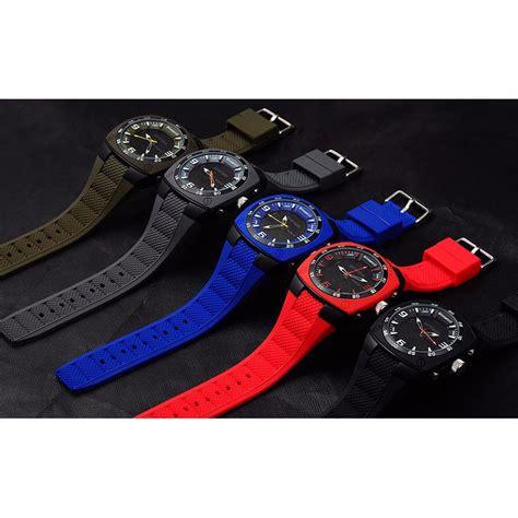 Jam Tangan Pria New Camo boamigo jam tangan analog digital pria f 602 army green jakartanotebook