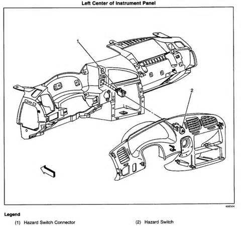 chevy impala flasher location get free image about