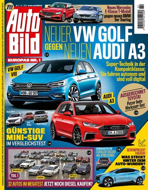 Auto Bild Magazin by Auto Bild Germany Nr 3 22 Januar 2016 187 Free Pdf