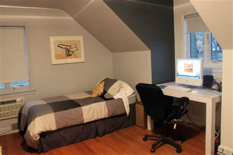 bedrooms with dormers difficult rooms with dormers and eaves miriam stern color consulting