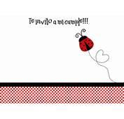 Mini Kit De Mariquitas Para Imprimir Gratis  Oh My 15 A&241os