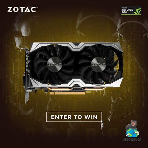 Graphics Card Giveaway - zotac geforce gtx 1070 mini gaming graphics card giveaway giveawaybase