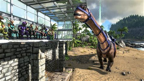 House Design Games Steam by Ark Survival Evolved Update Adds New Creatures Dragon