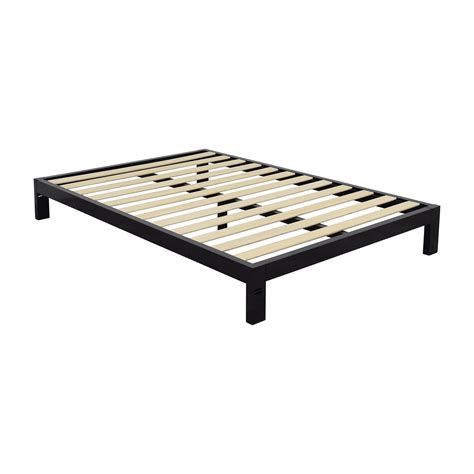 bed frames at target 45 off target target zinus 2000 platform metal bed