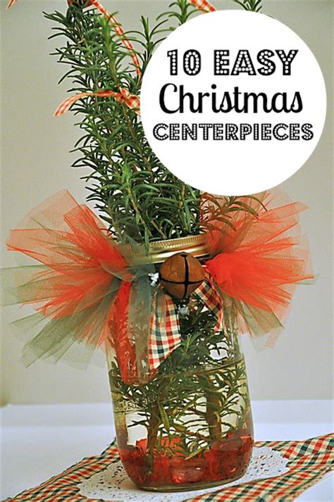 easy christmas centerpieces to make 10 easy centerpieces you can make prepares