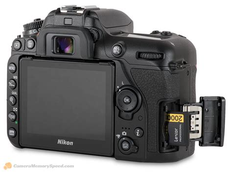 nikon d7500 fastest sd cards compared write speed tests for d7500 digital memory