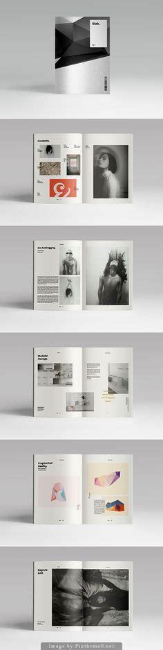 layout design journal pdf botanic multipurpose creative portfolio framing