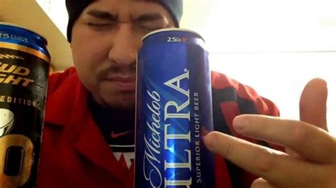michelob ultra vs bud light bud light vs michelob ultra youtube