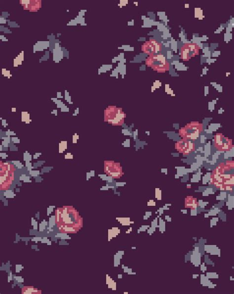 flowery pattern tumblr floral pattern tumblr