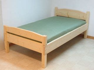 twin bed frame plans twin size bed plan