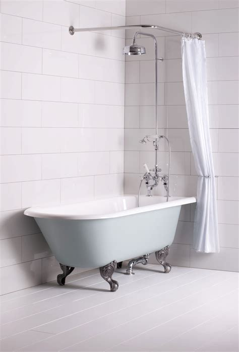 Shower In Bath Over Bath Showers Albionbathco