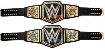 my thoughts on the wwe universal championship belt
