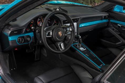 porsche 911 interior 2017 review 2017 porsche 911 ny daily