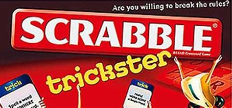 scrabble trickster a step back quot words quot scrabble trickster hits uk stores