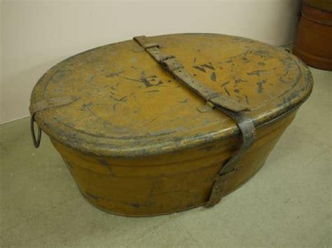 Antique Tin Bathtub by Antique Caign Tin Bath 132296 Sellingantiques Co Uk