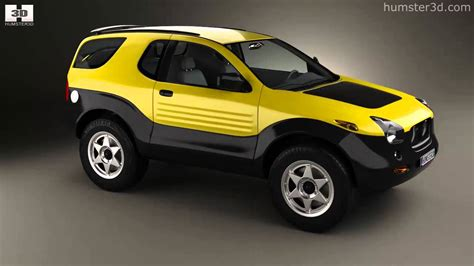 how to fix cars 1999 isuzu vehicross free book repair manuals isuzu vehicross 1999 by 3d model store humster3d com youtube