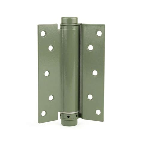 everbilt 4 in satin brass adjustable door hinge