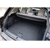 2012 Lexus CT 200h Storage