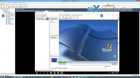 install hyper v mac os x 2016 windows server 2016 hyper v on vmware esx virtualization