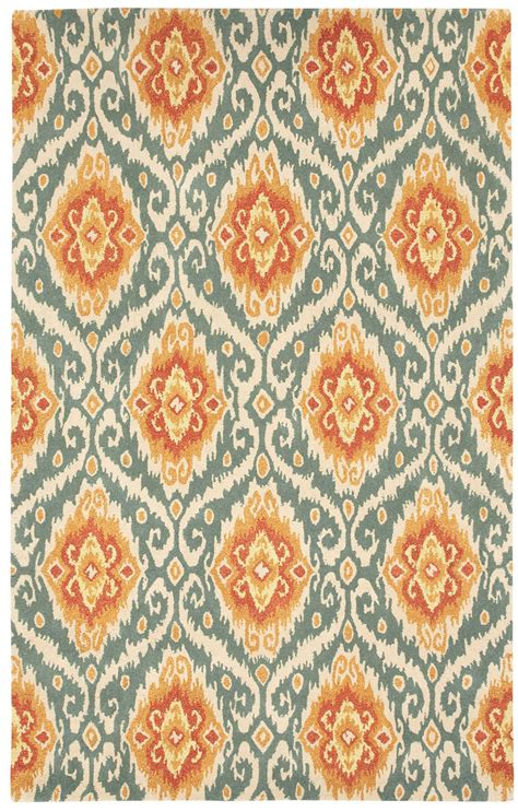 What Is An Ikat Rug by Ikat Rugs Capel Rugs America S Rug Company