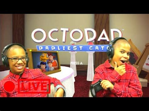 octodad dadliest catch co op mode part 2 father and son ps4 vote no on octodad dadliest ca