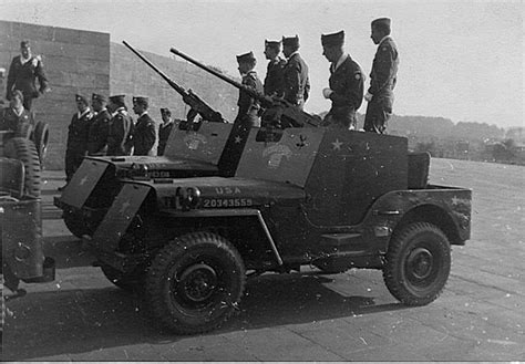 Armored Jeep Inspiration Armored Us Jeeps Blitz72
