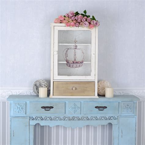 shabby chic wall shelf wall shelf shabby chic wall cabinet crown wall cupboard