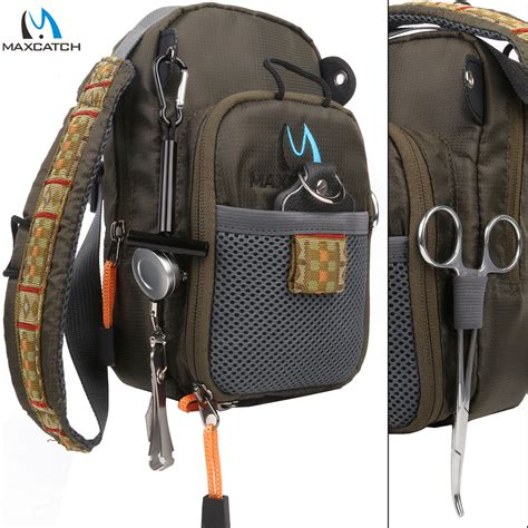The Best Bag maximumcatch fly fishing bag fishing chest pack fly bag with other fishing tool accessory in