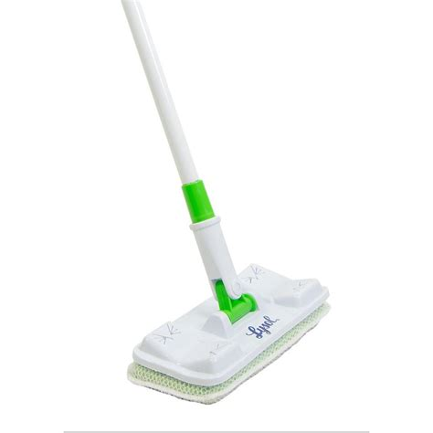 bathtub scrubber lysol flexible tub and tile scrubber 57319 1 the home depot