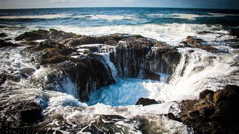 thor s well thor s well cape perpetua oregon cinematic film youtube