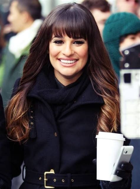 what did rhe pull back hairdos on michelle obama 25 best ideas about lea michele hair on pinterest lea