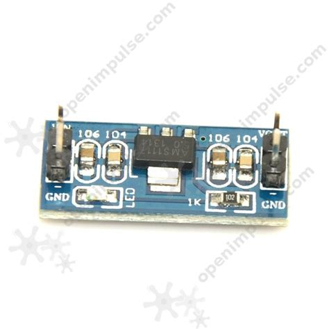 Ams1117 5 0v Regulator 10pcs 5v regulator module ams1117 5 0v open